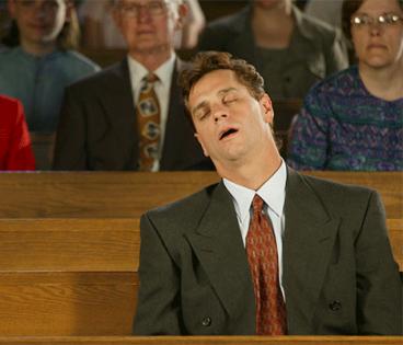 absence spiritual hunger church