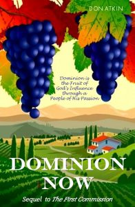 NEW Book – Get Dominion Now!