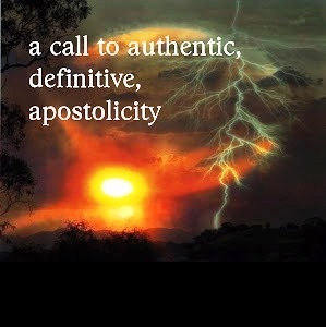 The apostolicity of the church