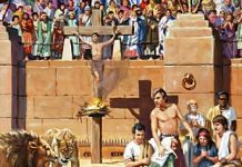 thye pagan conversion to christianity