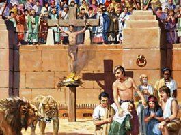 thye pagan conversion to christianity