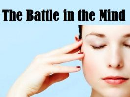 Battle in the mind