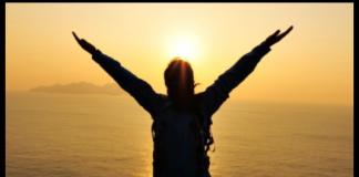 having a spiritual breakthrough