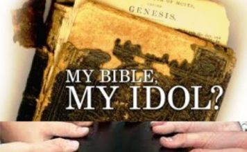 worship of the bible