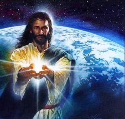 Jesus in your flesh