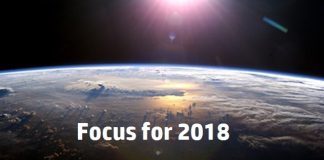 Focus for 2018