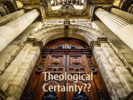 Theological Certainty